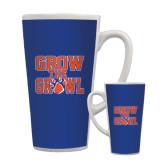Full Color Latte Mug 17oz-Grow the Growl
