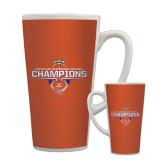 Full Color Latte Mug 17oz-2016 Southland Conference Football Champions