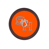 Round Coaster Frame w/Insert-SH Paw Official Logo