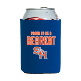 Collapsible Royal Can Holder-Proud To Be A Bearkat