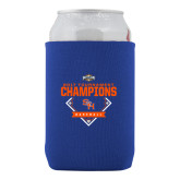 Neoprene Royal Can Holder-2017 Southland Conference Baseball Champions