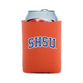 Collapsible Orange Can Holder-Arched SHSU