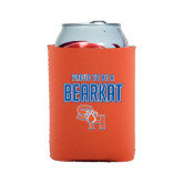 Collapsible Orange Can Holder-Proud To Be A Bearkat