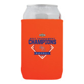 Neoprene Orange Can Holder-2017 Southland Conference Baseball Champions