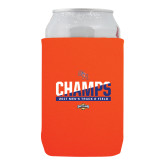 Neoprene Orange Can Holder-2017 Southland Conference Mens Track and Field