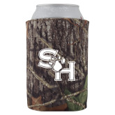 Collapsible Camo Can Holder-SH Paw Official Logo