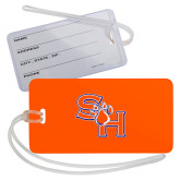 Luggage Tag-SH Paw Official Logo