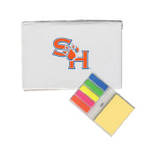 Micro Sticky Book-SH Paw Official Logo