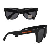 Black Sunglasses-Sam Houston Wordmark