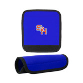 Neoprene Royal Luggage Gripper-SH Paw Official Logo