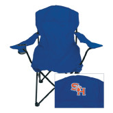 Deluxe Royal Captains Chair-SH Paw Official Logo