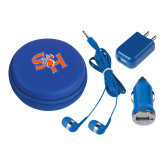 3 in 1 Royal Audio Travel Kit-SH Paw Official Logo