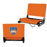 Stadium Chair Orange-100th Football Season