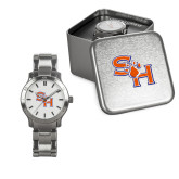 Ladies Stainless Steel Fashion Watch-SH Paw Official Logo