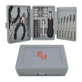 Compact 26 Piece Deluxe Tool Kit-SH Paw Official Logo