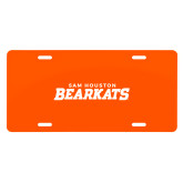 License Plate-Wordmark