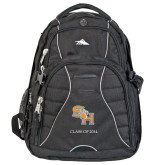 High Sierra Swerve Compu Backpack-SH Paw Official Logo, Personalized