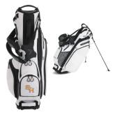 Callaway Hyper Lite 4 White Stand Bag-SH Paw Official Logo