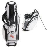 Callaway Hyper Lite 4 White Stand Bag-SH Paw Official Logo