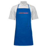 Full Length Royal Apron-Wordmark