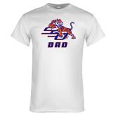 White T Shirt-Dad