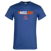 Royal T Shirt-#HAILSSU