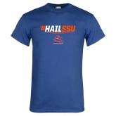 Royal T Shirt-#HAILSSU