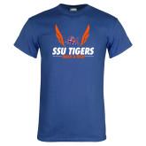 Royal T Shirt-Track & Field Design
