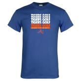 Royal T Shirt-Golf Design
