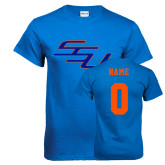 Royal T Shirt-SSU, Personalized