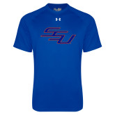 Under Armour Royal Tech Tee-SSU