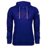 Adidas Climawarm Royal Team Issue Hoodie-SSU