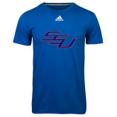 Adidas Climalite Royal Ultimate Performance Tee-SSU