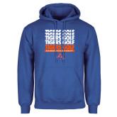 Royal Fleece Hoodie-Golf Design