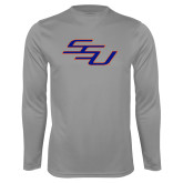 Syntrel Performance Steel Longsleeve Shirt-SSU