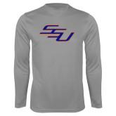 Syntrel Performance Steel Longsleeve Shirt-SSU