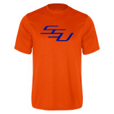 Performance Orange Tee-SSU