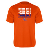 Performance Orange Tee-Golf Design