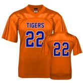 Replica Orange Adult Football Jersey-#22