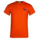 Orange T Shirt-SSU