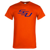 Orange T Shirt-SSU