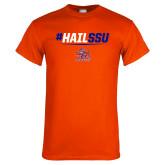 Orange T Shirt-#HAILSSU