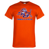 Orange T Shirt-Track & Field