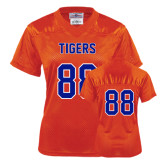 Ladies Orange Replica Football Jersey-#88