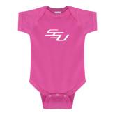 Fuchsia Infant Onesie-SSU