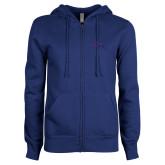 ENZA Ladies Royal Fleece Full Zip Hoodie-SSU
