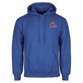 Royal Fleece Hoodie-Official Logo