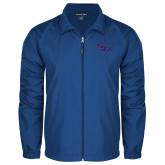Full Zip Royal Wind Jacket-SSU