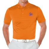 Callaway Opti Vent Orange Polo-Official Logo
