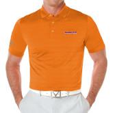Callaway Opti Vent Orange Polo-Horizontal Mark